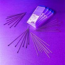 Electrodes alliages légers - tungstène pur (bout vert)