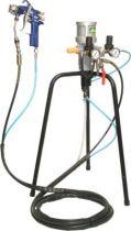 Ensemble pompe pneumatique mixte RX 160