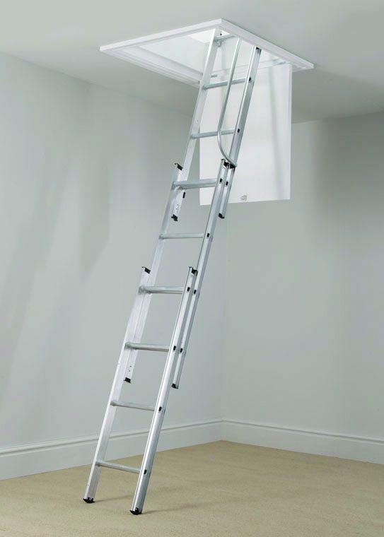 Escaliers escamotables Clic\'Up