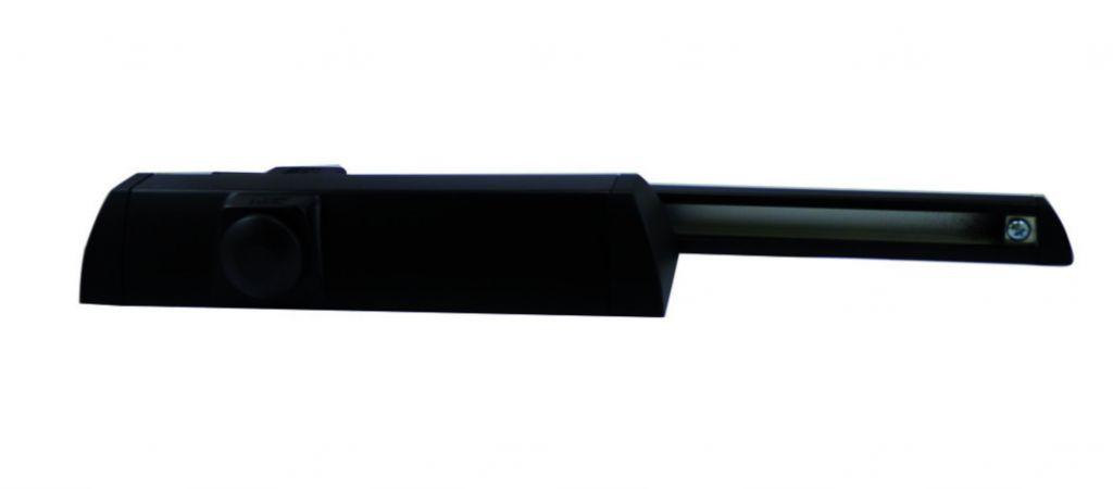 Ferme - porte TS 90 temporisé - Corps et bras à coulisse