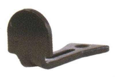 Ferrure de volets en aluminium Butée