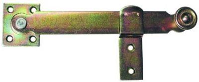 Ferrure de volets et portails Poignée de volet à fléau