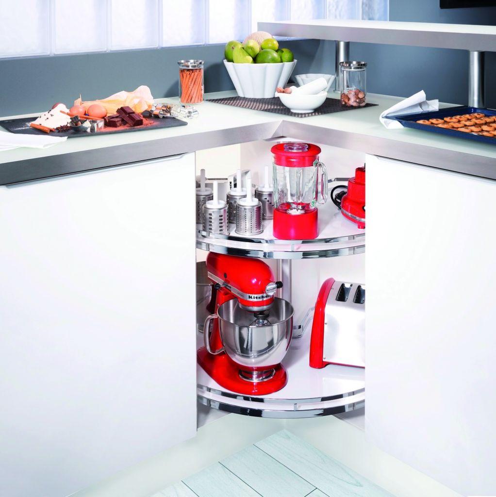 Ferrure pour meuble d 39 angle - Organizzare cucina ...