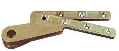 Ferrure réversible - Pour porte bois et métal