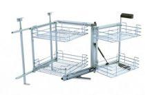 Ferrures pivotantes d\'angle - Sige - pour porte de 450 mm
