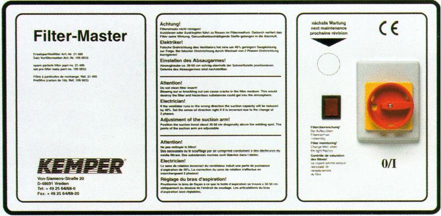 Filter-Master