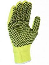 Gants contre les coupures gant Kevlar® - picots PVC 1 face