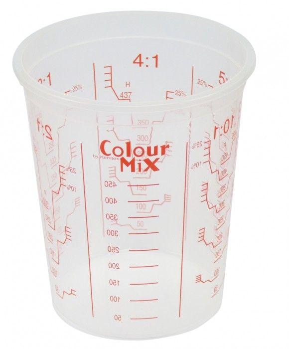 """Godets de mélange plastique \""""Colour Mix\"""""""
