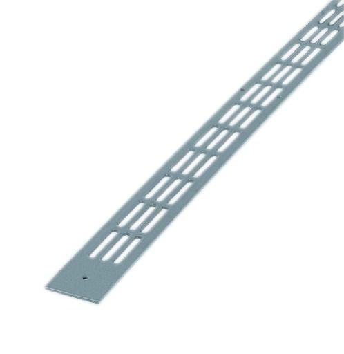 Grille applique à visser intérieure plate simple - type 478