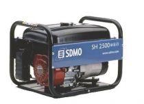 Groupe électrogène SDMO SH 2500