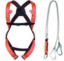 Harnais de sécurité Delta Plus kit anti-chute échafaudage