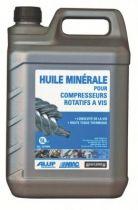 Huile minérale pour compresseurs à vis