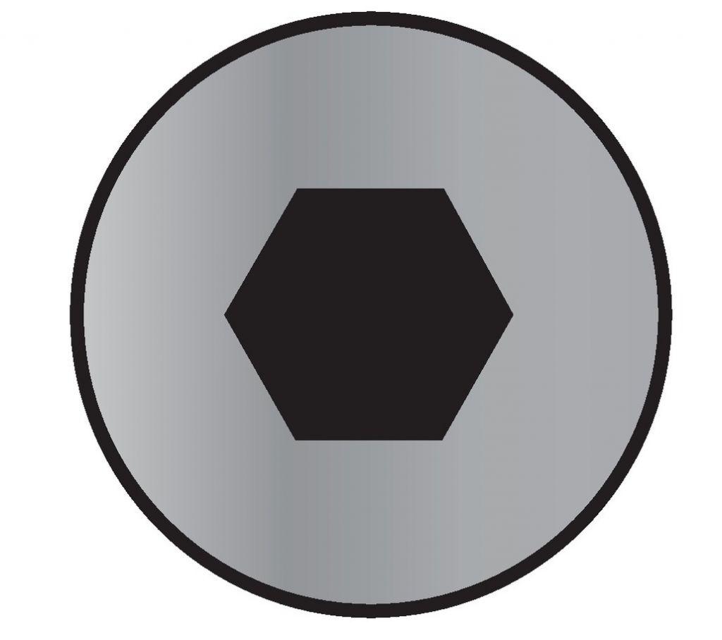 Inox A2 - ISO 7380