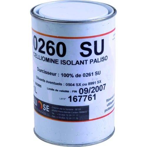 Isolant polyuréthane paliso - N° d\'aspect 0260 SU - brillant