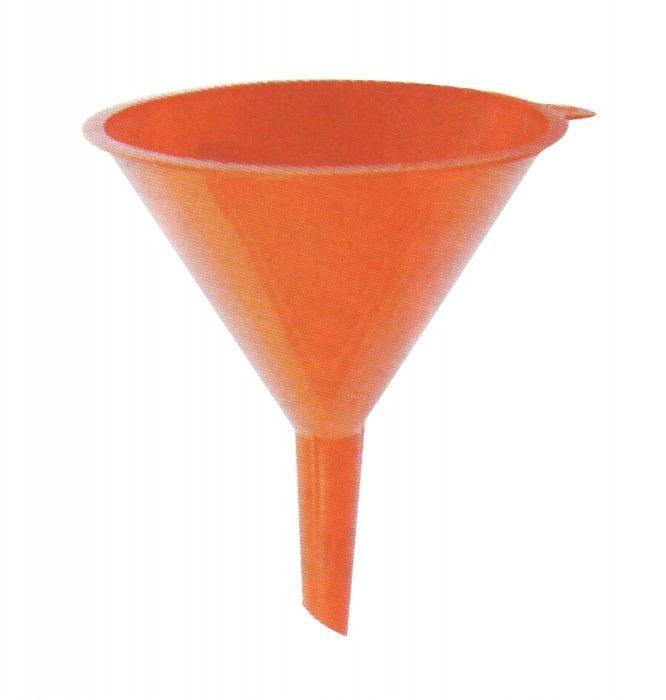 Jerrican entonnoir plastique sans filtre