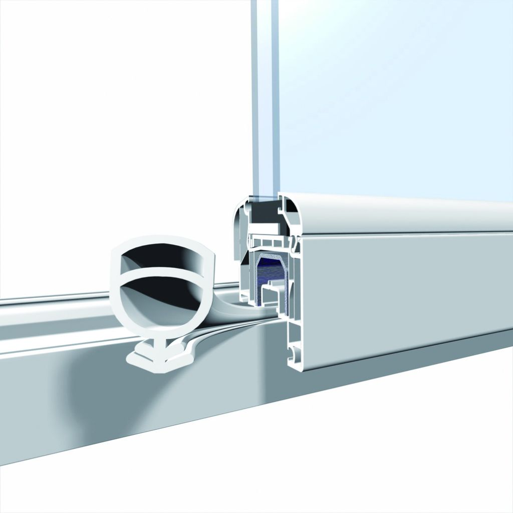 Joint universeal plus sp cial pvc - Joint fenetre pvc rainure ...