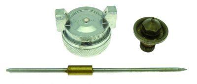 Kit de pulvérisation pour pistolet DL40