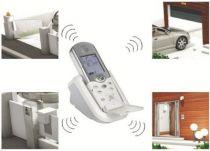 Kit interphone Hager
