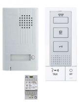 Kit interphone main libre