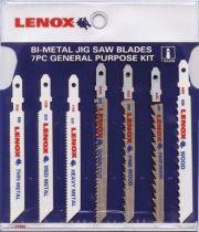 Kit lames de scies sauteuses Lenox