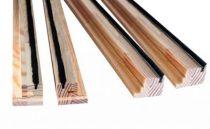 Kit transformation 2 vantaux avec habillage bois