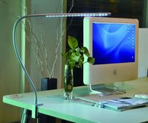 Lampe bureau flexible kyros