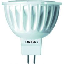 Lampe de rechange led - type GU5,3 - 5 watts - 2700°K - 12 volts