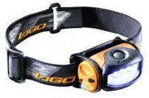 Lampe frontale Boxer 300 - 3 leds - mono-intensité