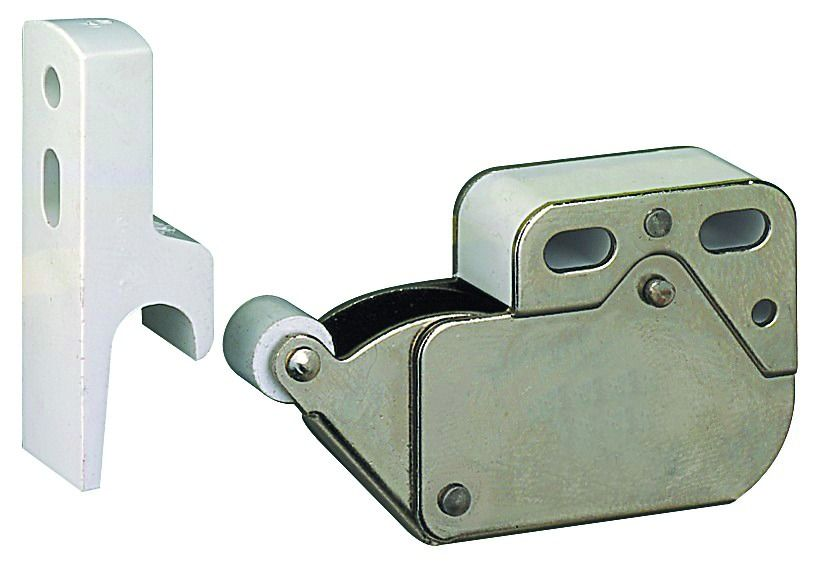 Loqueteau à pression type Mini-Latch