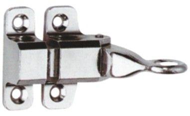 Loqueteau de châssis à oeil