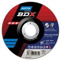 Meules d\'ébarbage BDX - acier