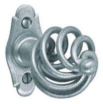 Modèle 43 bouton sur platine - 70 x 35 mm