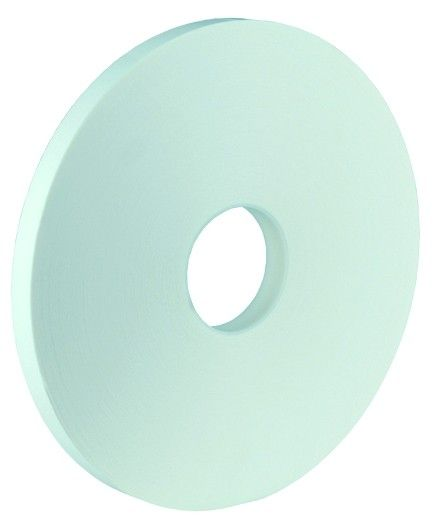 Mousse PE double face 1 mm - blanc - 5464 - rouleau de 10 m