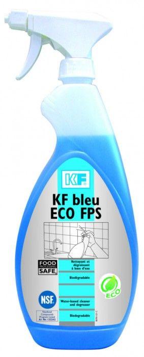 Nettoyant alimentaire KF bleu éco FPS - 6639