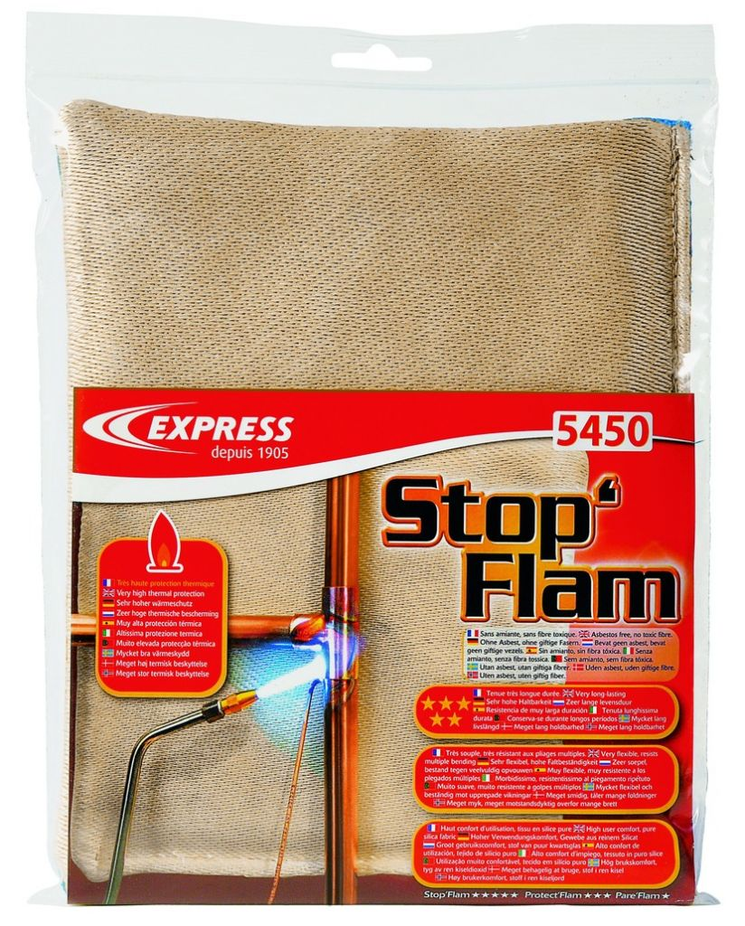 Pare-flamme stop\'Flam