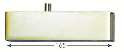 Penture pour encoche 101 et épaisseur de glace 10 mm