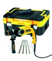 Perforateur SDS + kit plombier marteau D25124KT avec scie sabre DW304PK