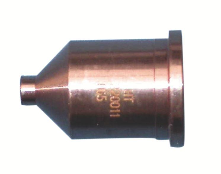 Pièces d\'usure pour torche T 80