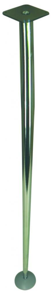 Pieds de table cônique - réglage + 6 mm - vendu à la pièce