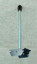 Piton de suspension - support béton