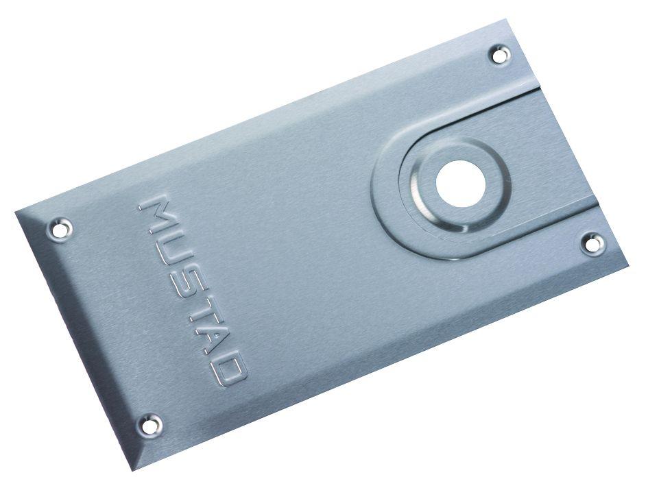Plaque de recouvrement pour pivot à frein 8660 TH - Thermo + Mustad