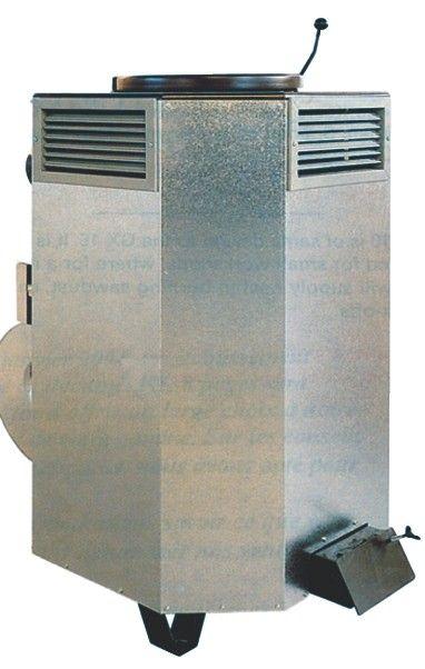 Poêle à copeaux GX 17 Fagida ventilé