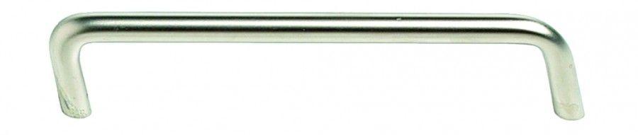 Poignée classique fil zamack ø 8 mm