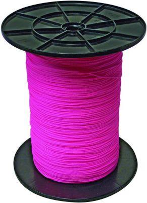 Polypropylène fluo - bobine de 1000 m - plastique renforcé