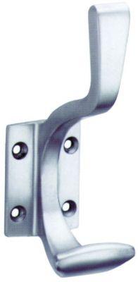 Porte vêtement seul aluminium