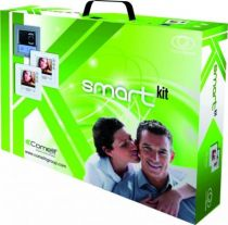 Portier vidéo couleur kit Smart