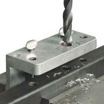 Pour portail coulissant calibre de perforation