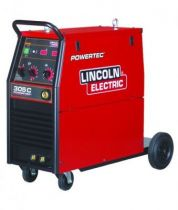 Poste Mig Mag Lincoln Electric powertec 305C 4R