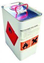 Produits d\'entretien pour PVC - Acbat