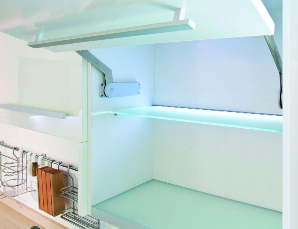 Tablette lumineuse cuisine etagere cuisine leroy merlin for Etageres lumineuses cuisine